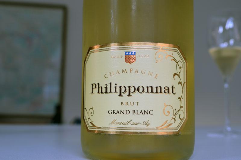 Champagne Philipponnat Grand Blanc